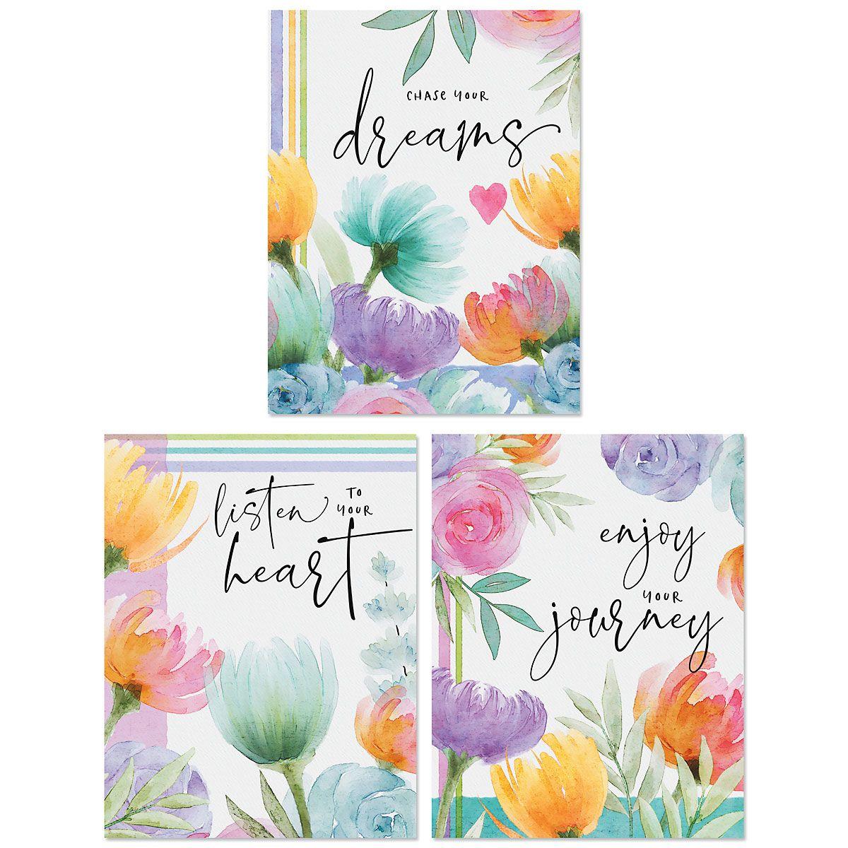 Happy Garden Note Cards