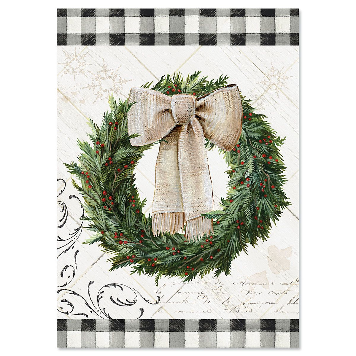 Cozy Knit Holiday Cards