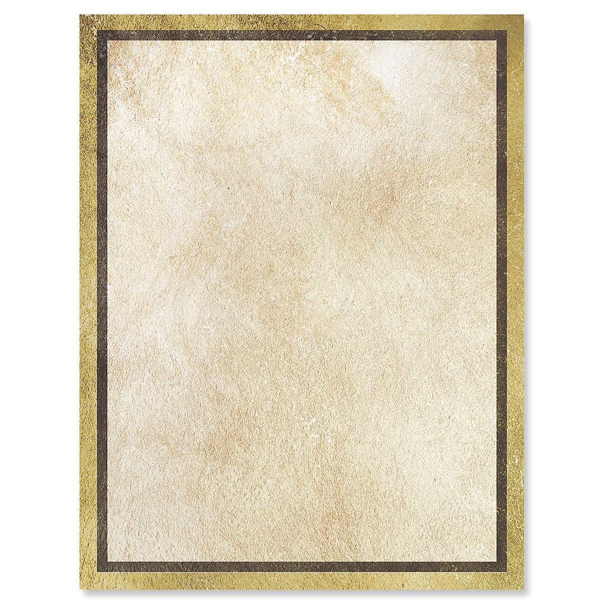 Brushed Fresco Letter Papers