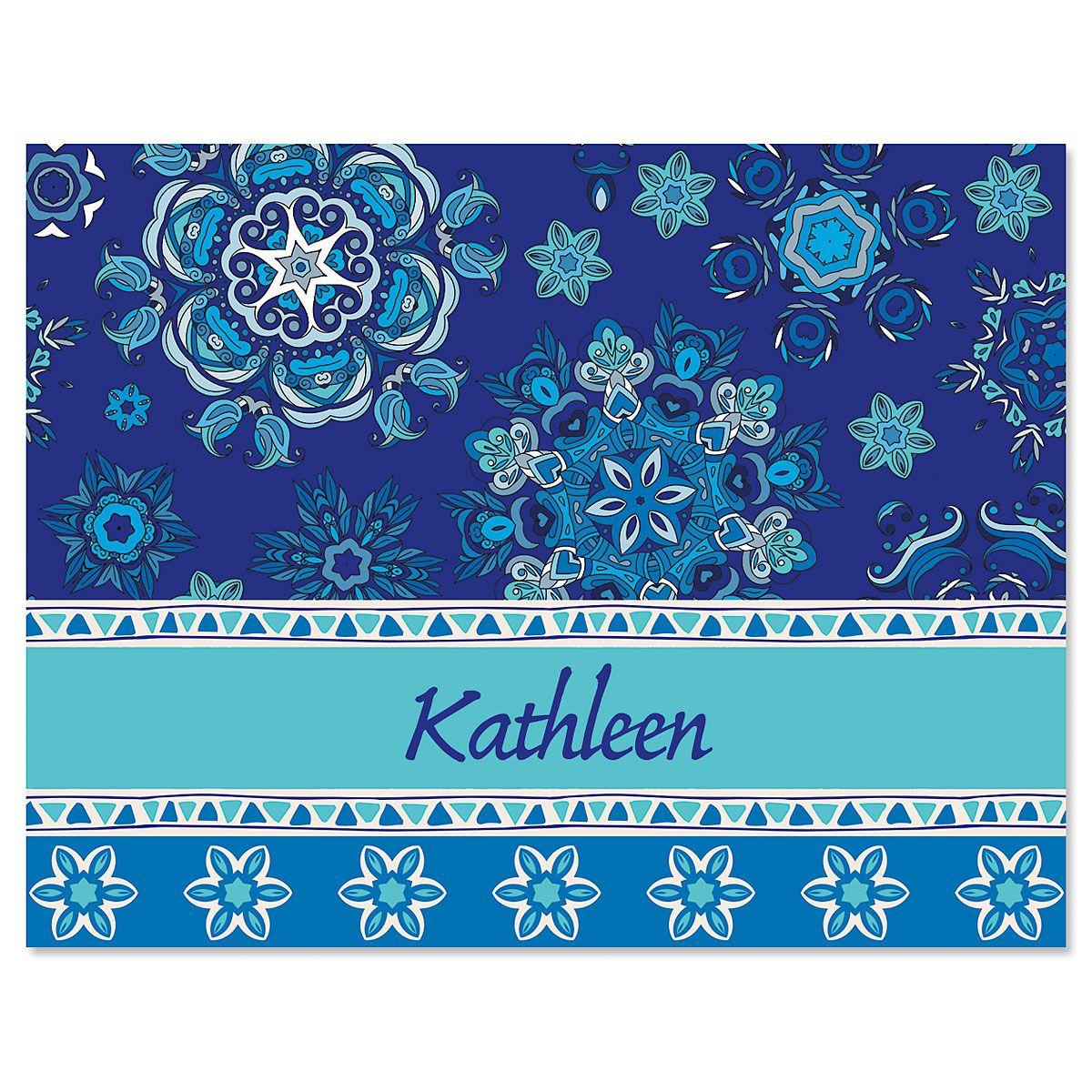 BOHO Fantasy Custom Note Cards