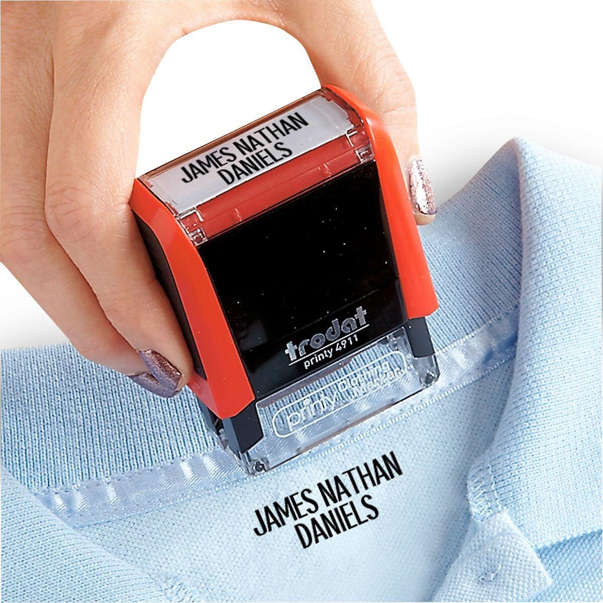 Clothing Stamp