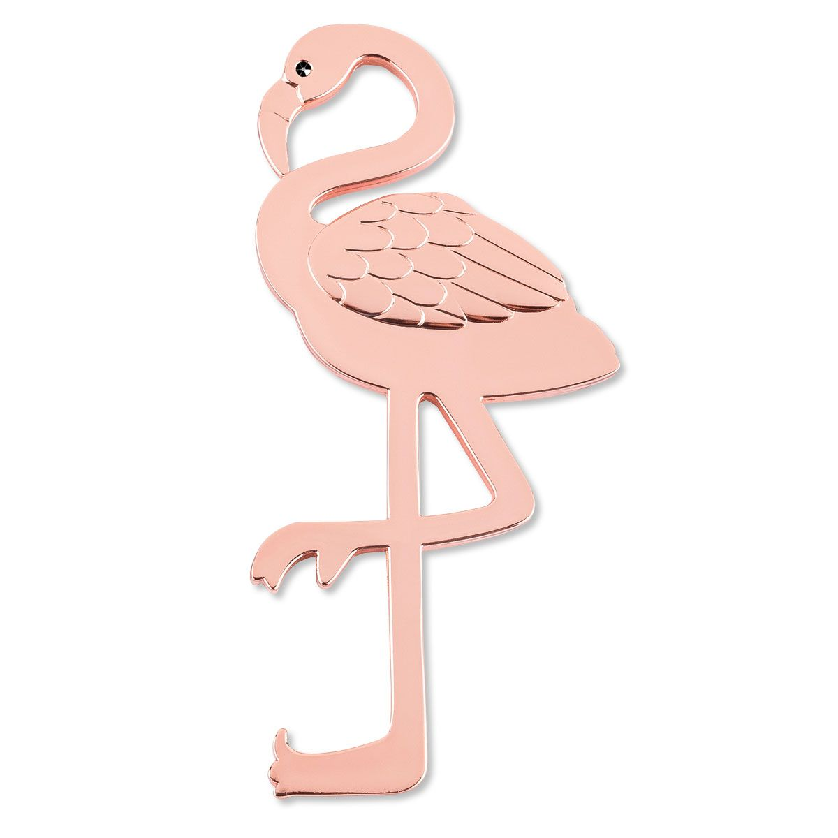 Rosie Flamingo Bottle Opener