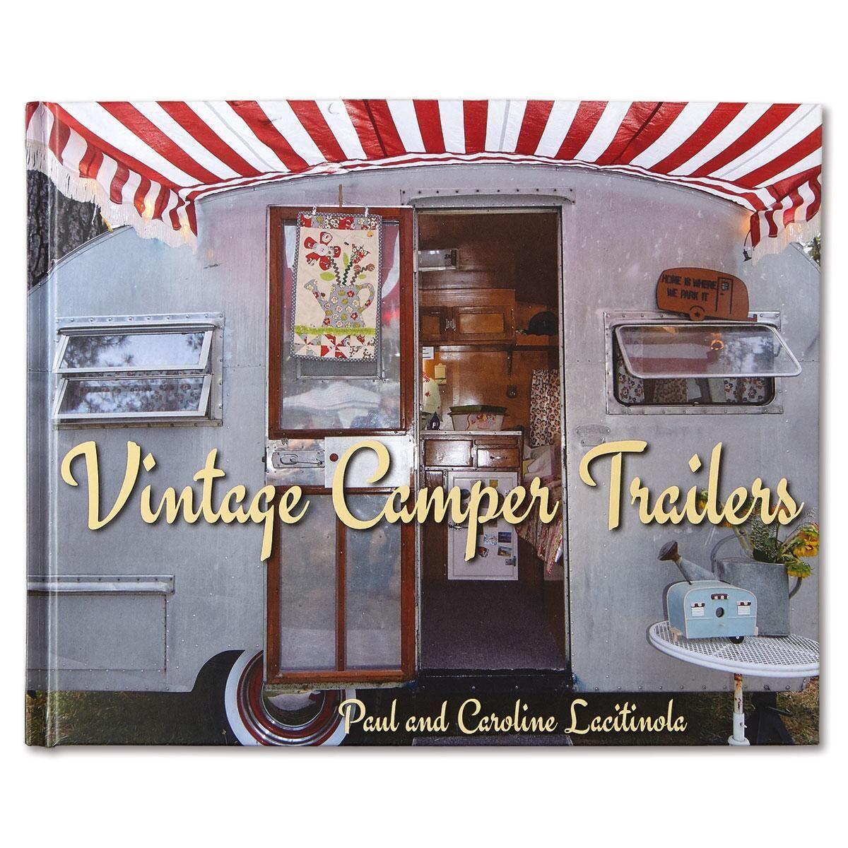 Vintage Camper Trailer Book
