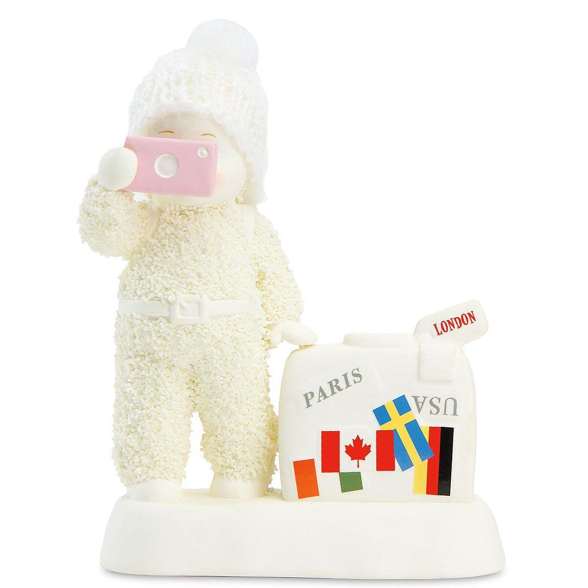 Snowbabies™ Sightseeing Figurine