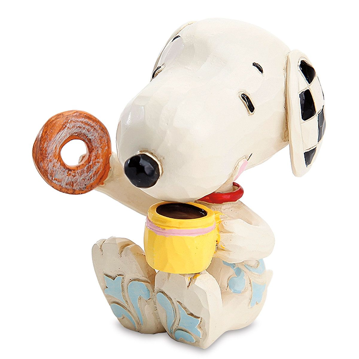 Snoopy™ Donut and Coffee Mini Figurine by Jim Shore