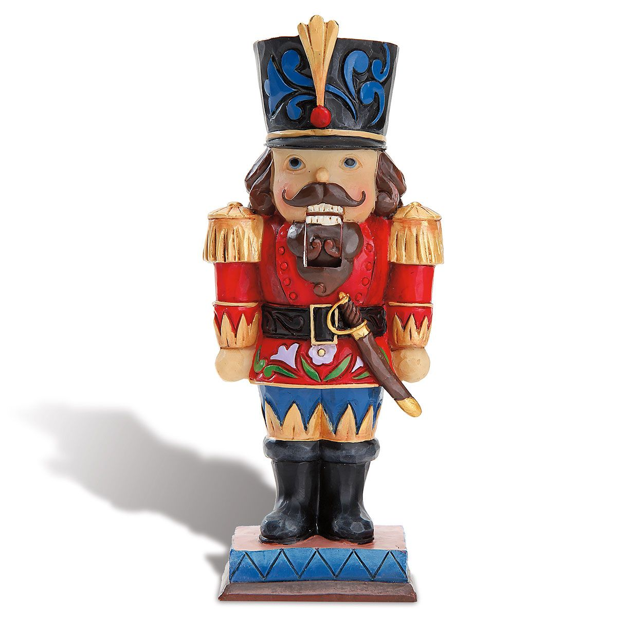 Mini Nutcracker by Jim Shore