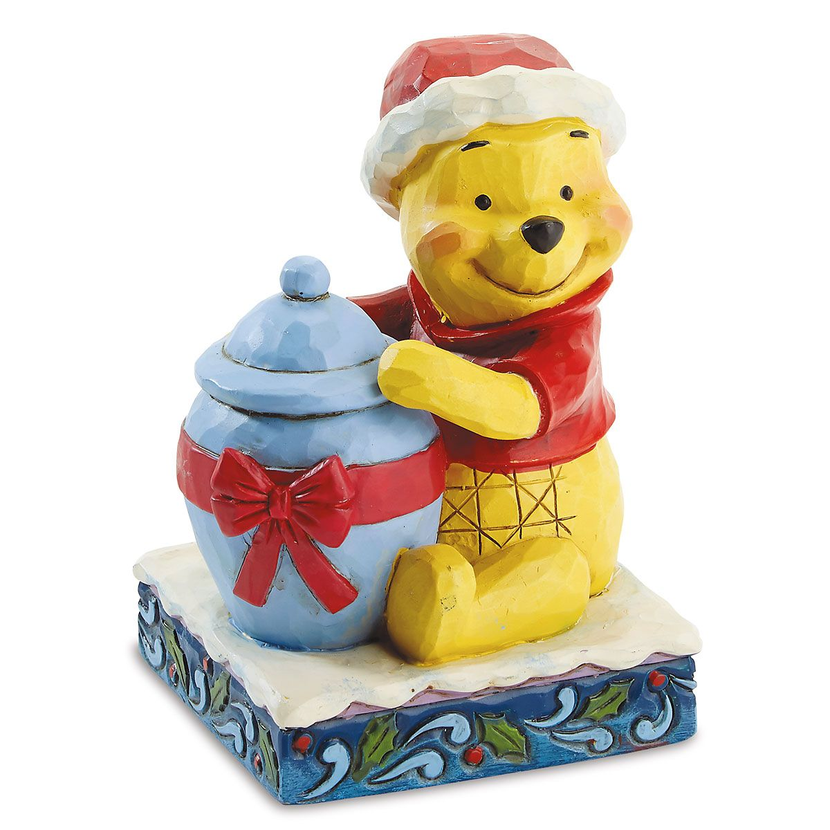 Winnie the Pooh Christmas Holiday Hunny by Jim Shore®