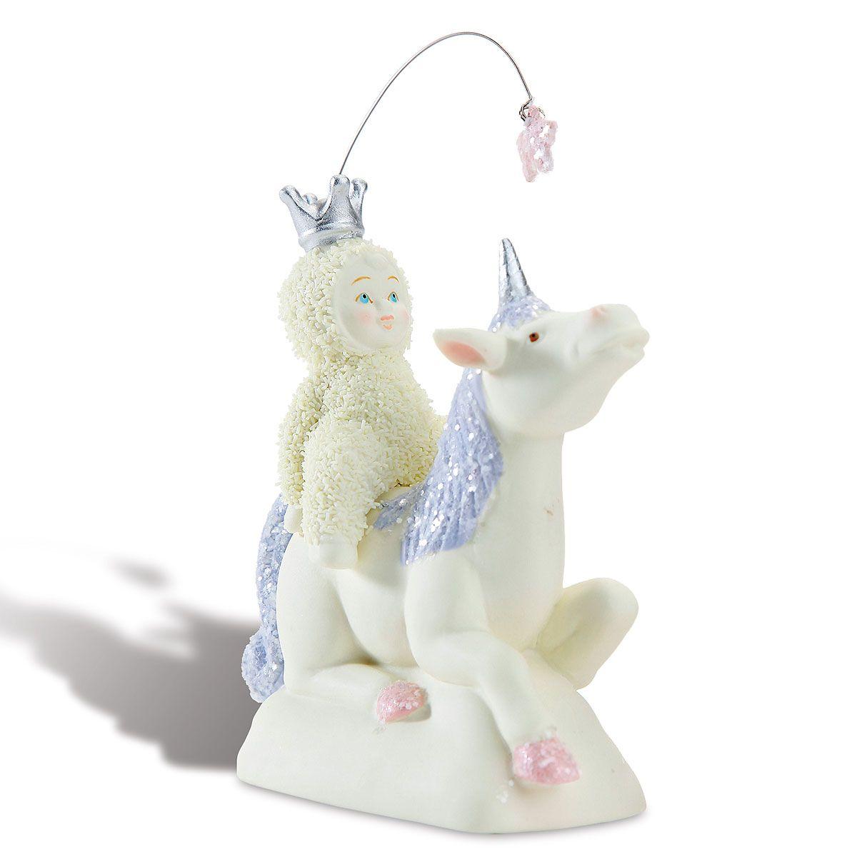 Snowbabies™ Dream Big Unicorn