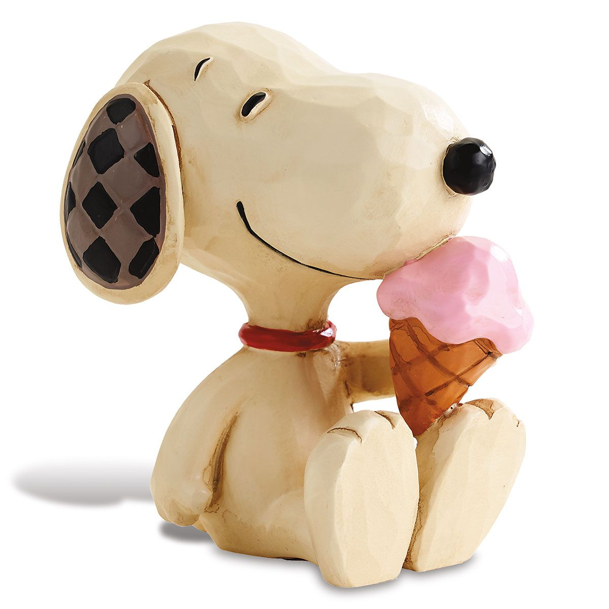 Mini Snoopy™ with Ice Cream by Jim Shore