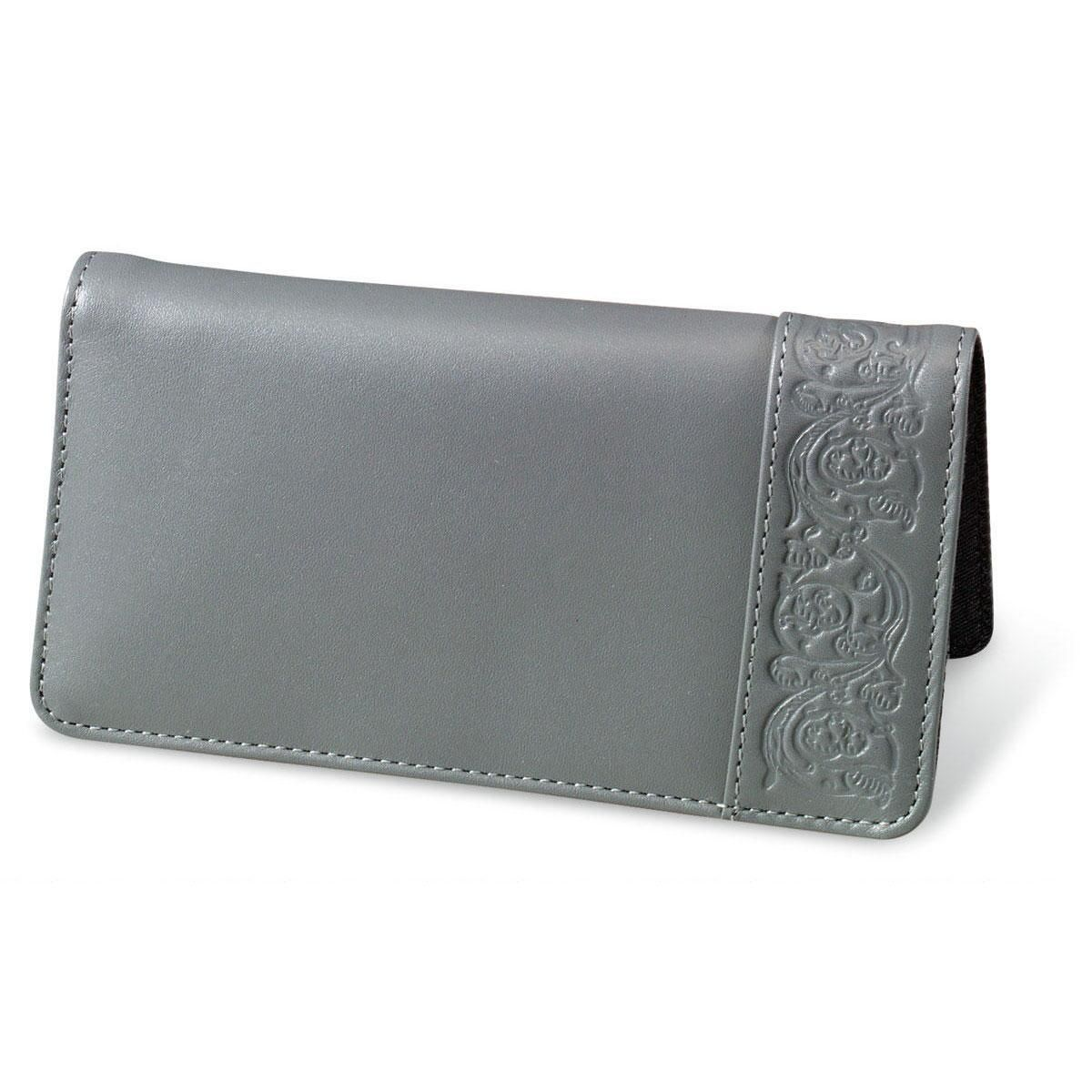 Mercury Magic Leather Personal Checkbook Cover
