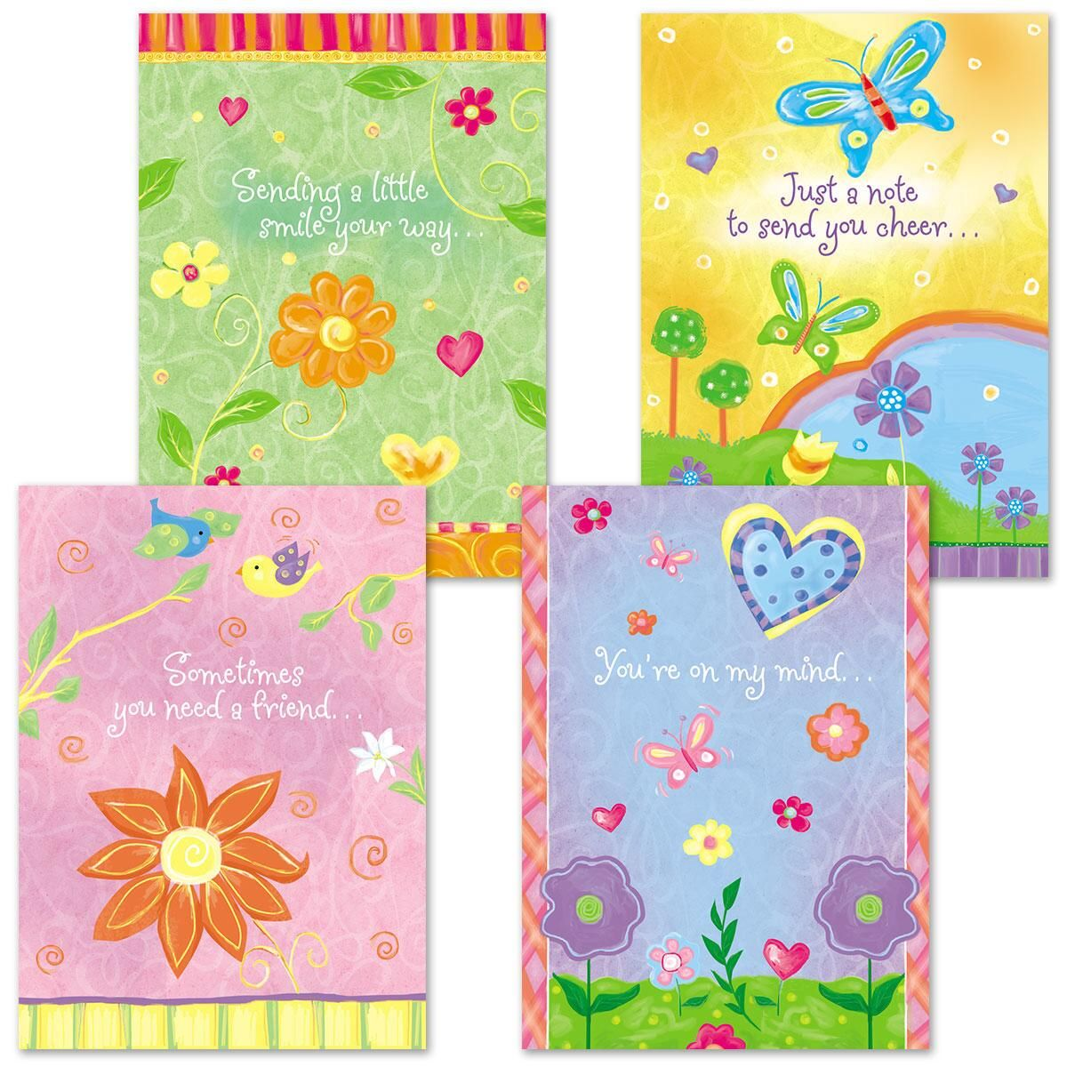 Faith Cards Thinking of You