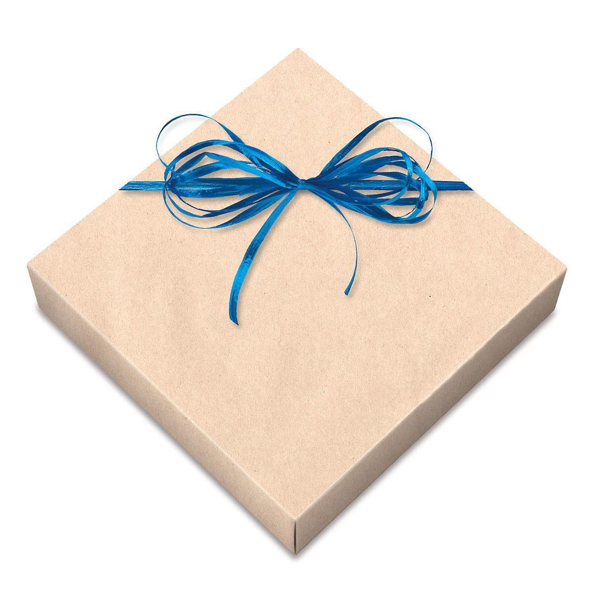 Plain Kraft Jumbo Rolled Gift Wrap