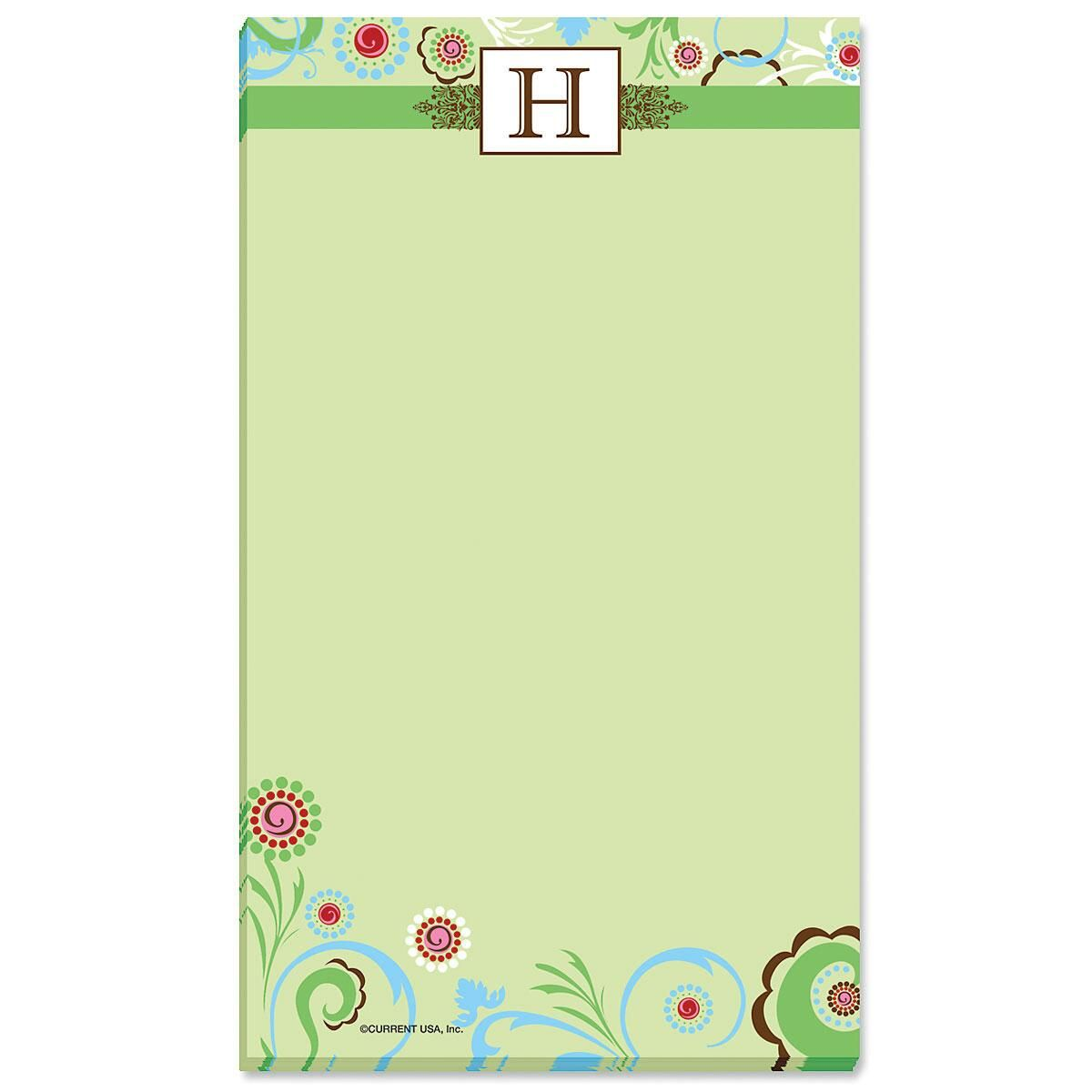 Fanciful Notepad