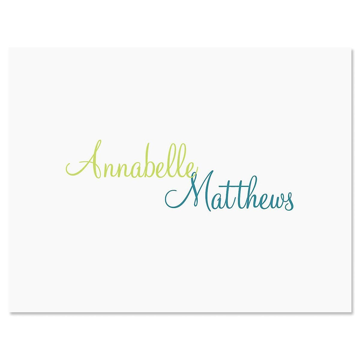 Annabelle Note Cards - Set of 24