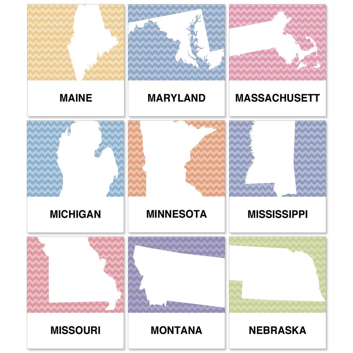 Your State Select Address Labels