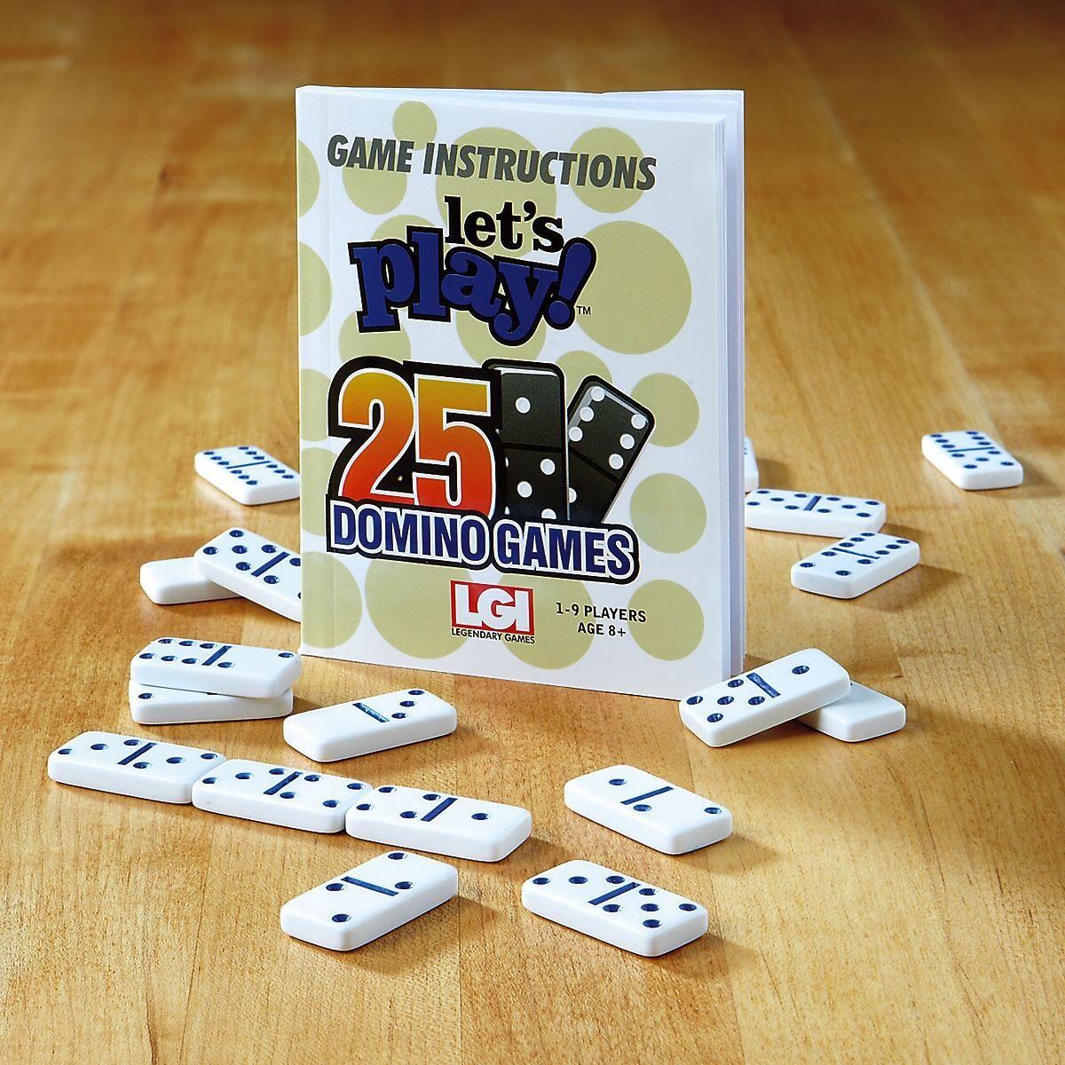 25 Domino Games