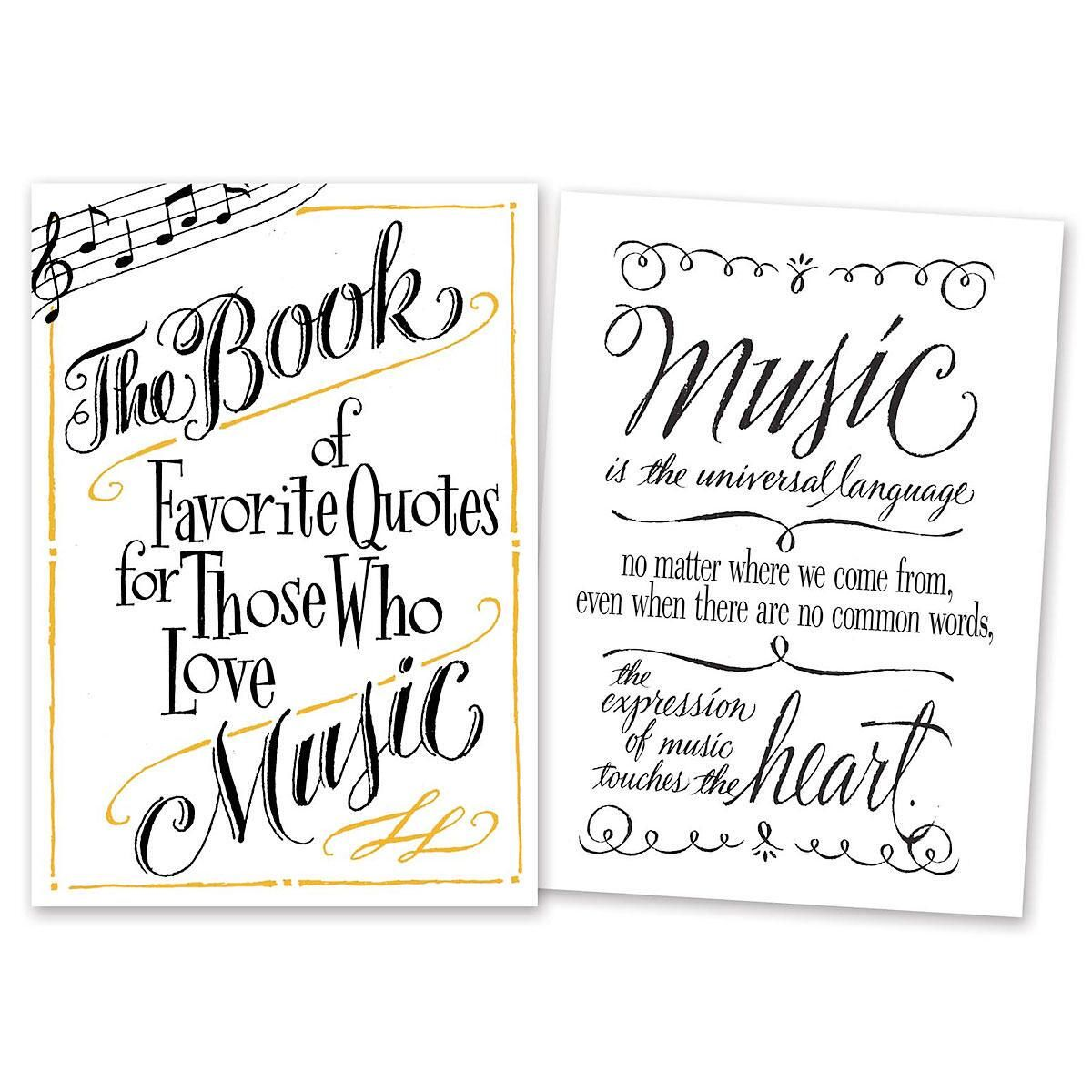 Book of Musical Quotes