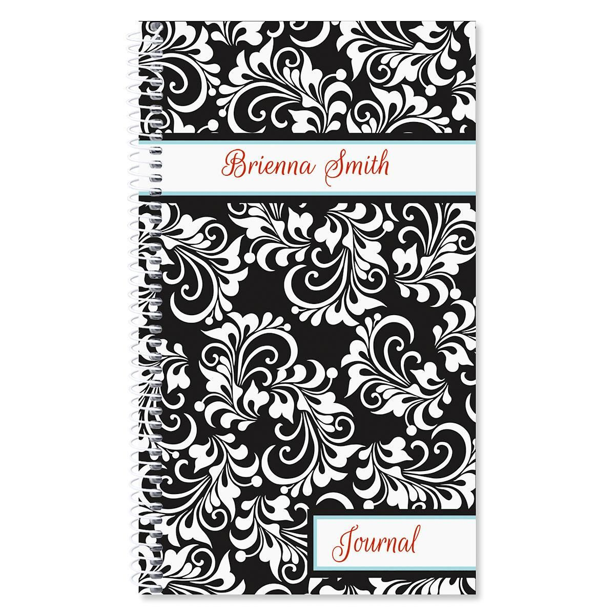Opulent Personalized Journal