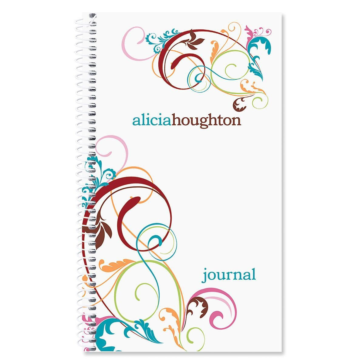 Fantasia Personalized Daily Journal