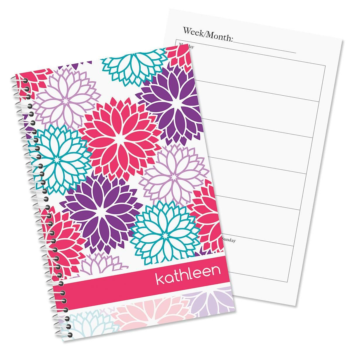Radiance Personalized Planner