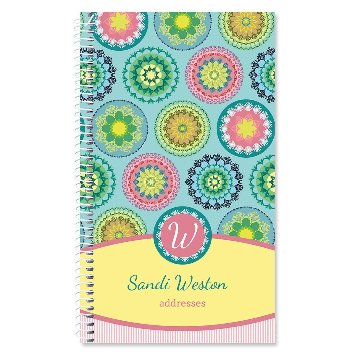 Circlet Personalized Lifetime Address Book