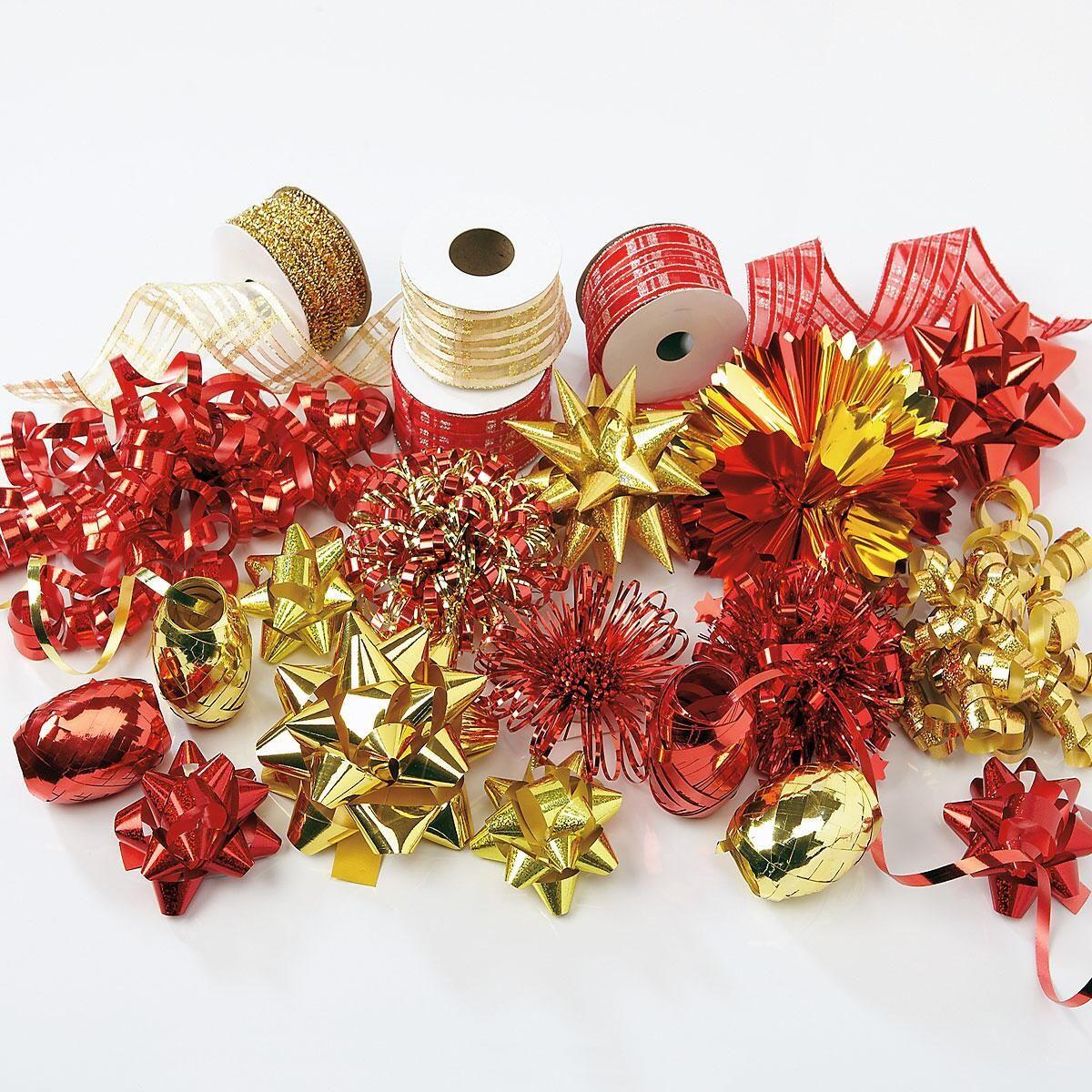 Holiday Ribbon & Bow Value Pack