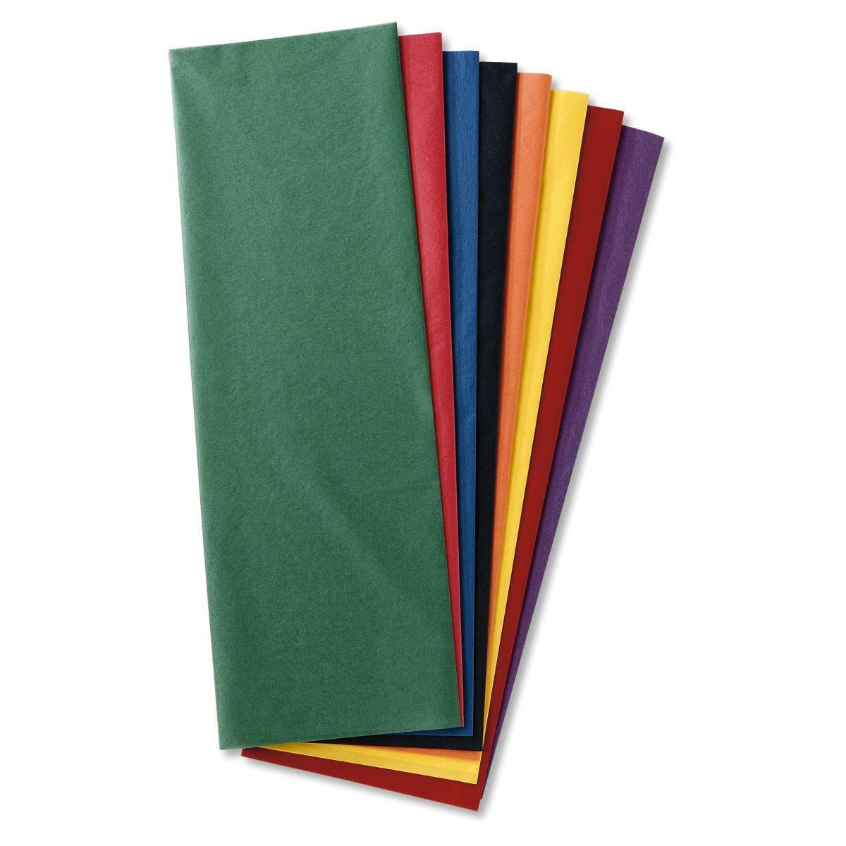 Tissue Value Pack Bright Rainbow Mix