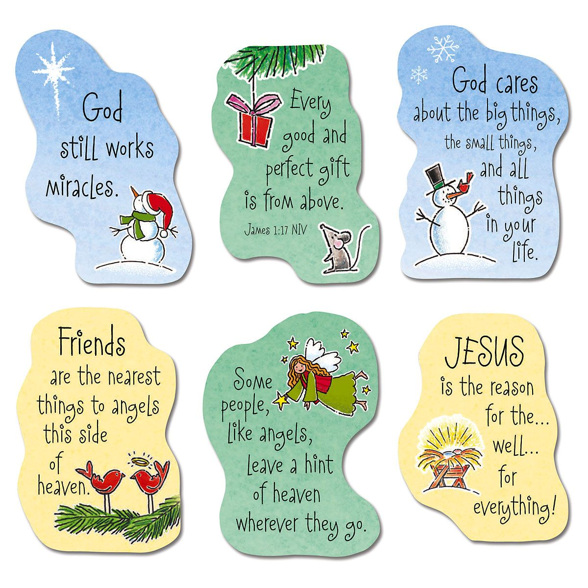 Faith Magnets
