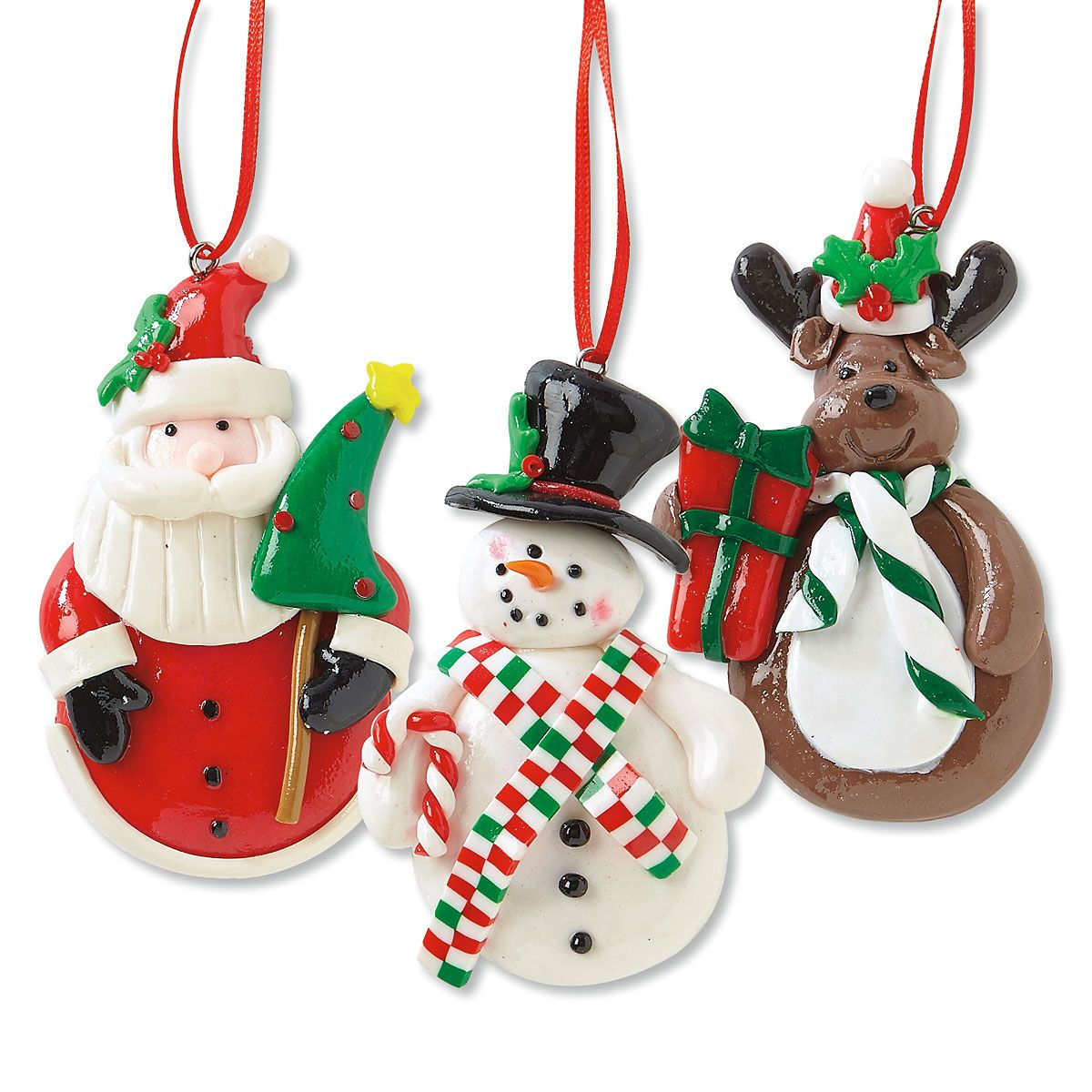 Christmas Character Ornament