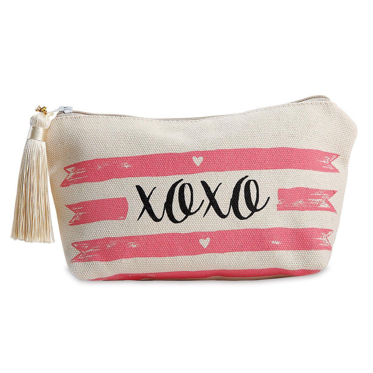 XOXO Cosmetic Bag - Buy 1 Get 1 Free