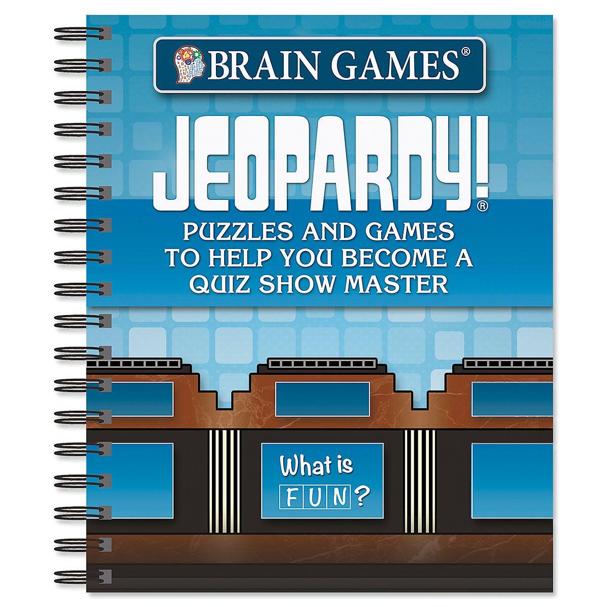 Jeopardy® Brain Games®