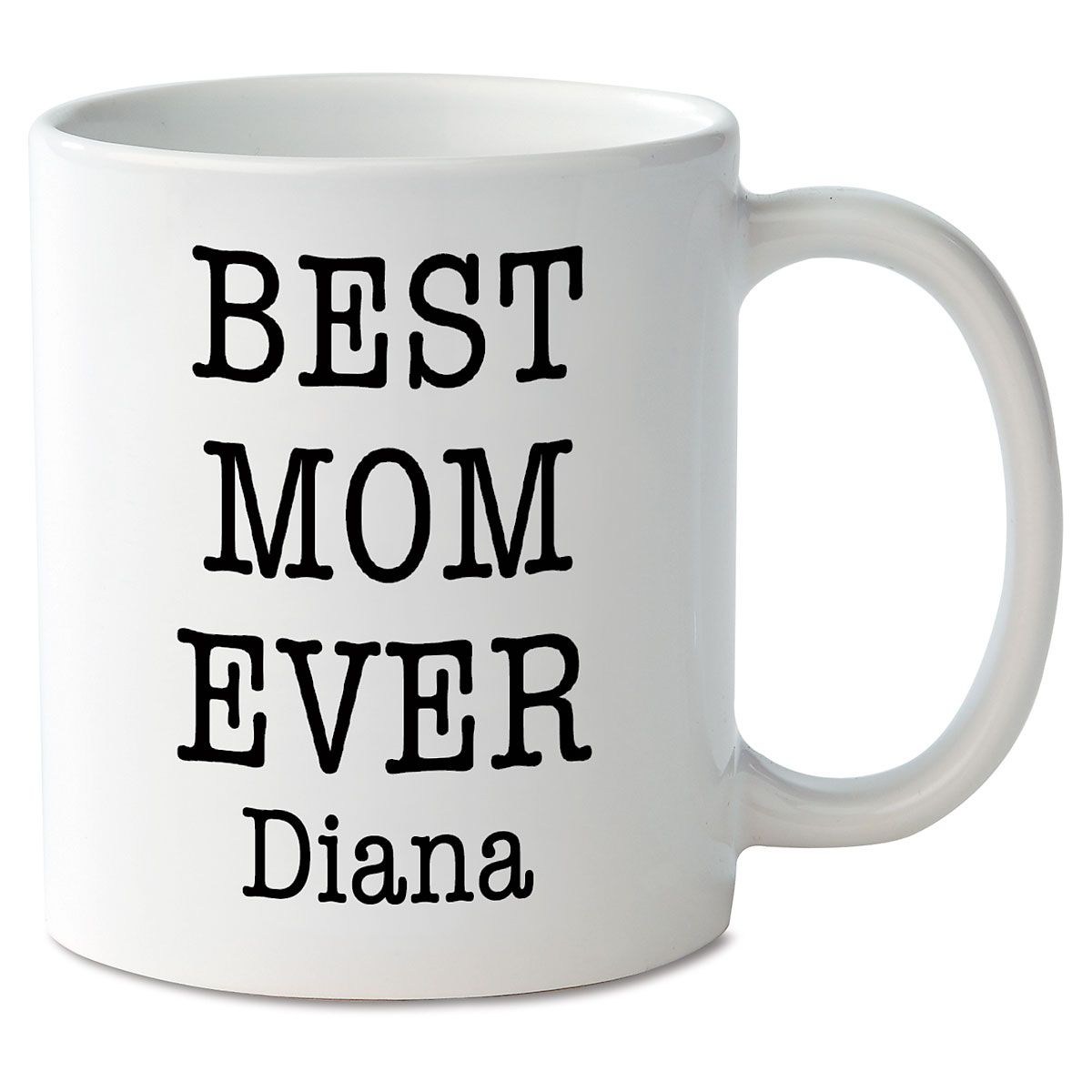 Best Mom Ever Novelty Mug