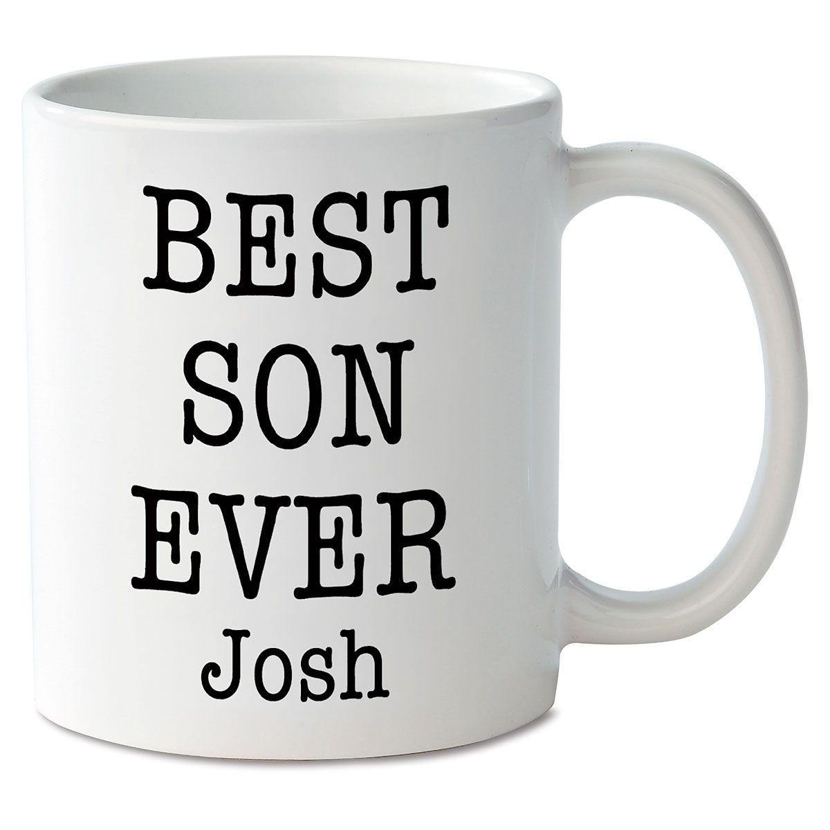 Best Son Ever Novelty Mug