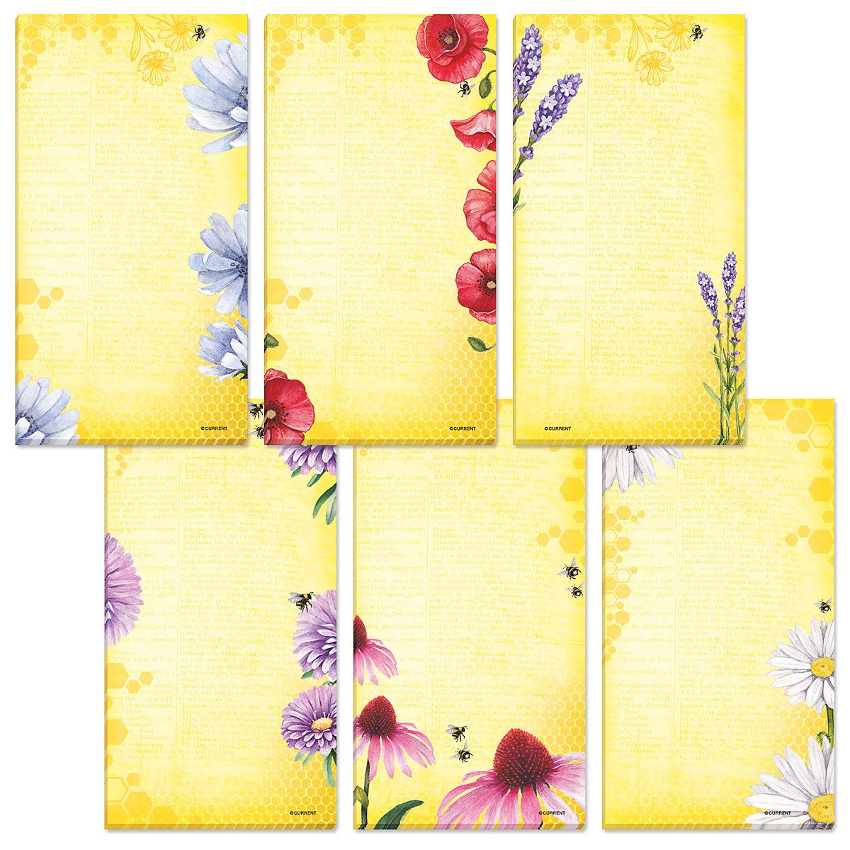 Bee Note Pads