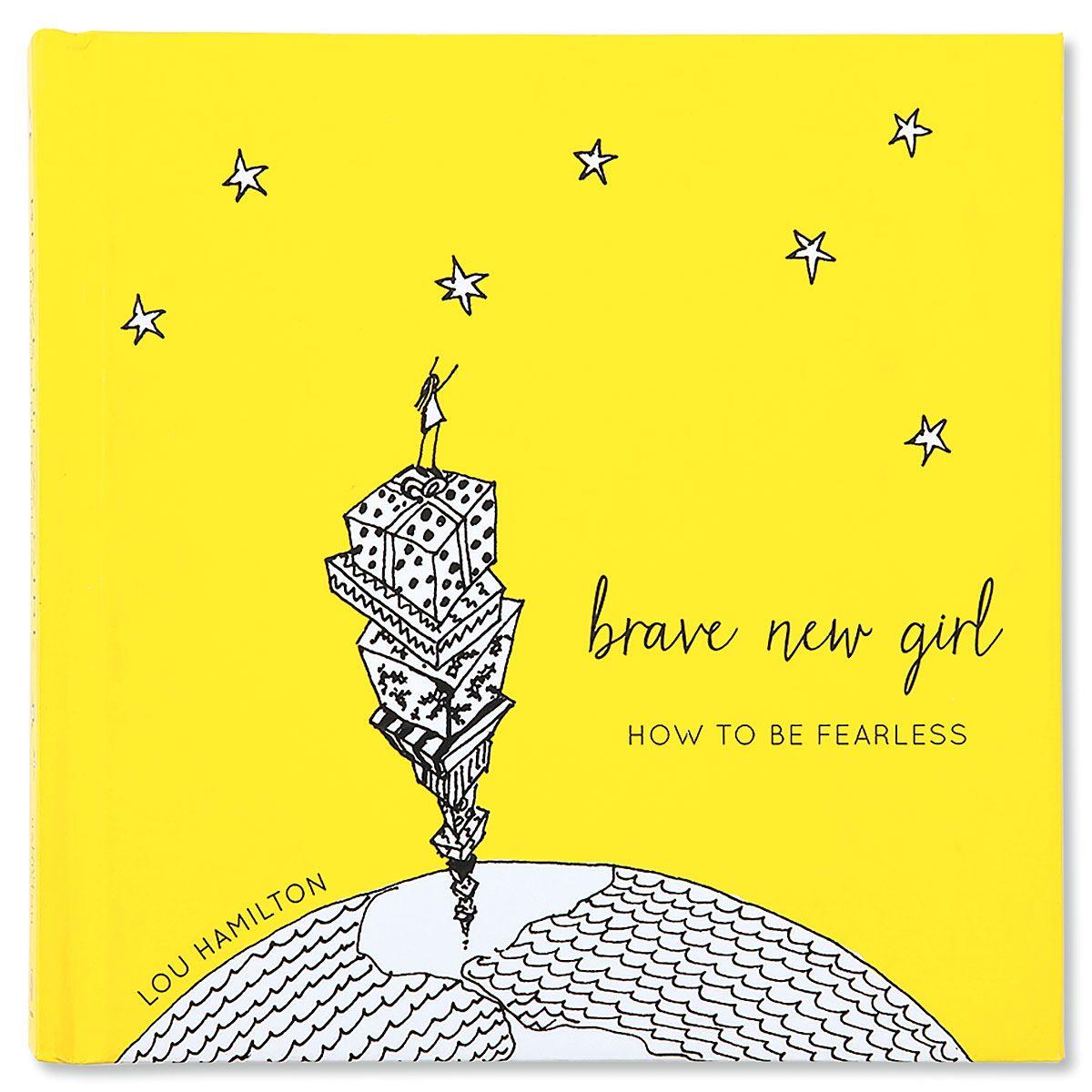 Brave New Girl Book