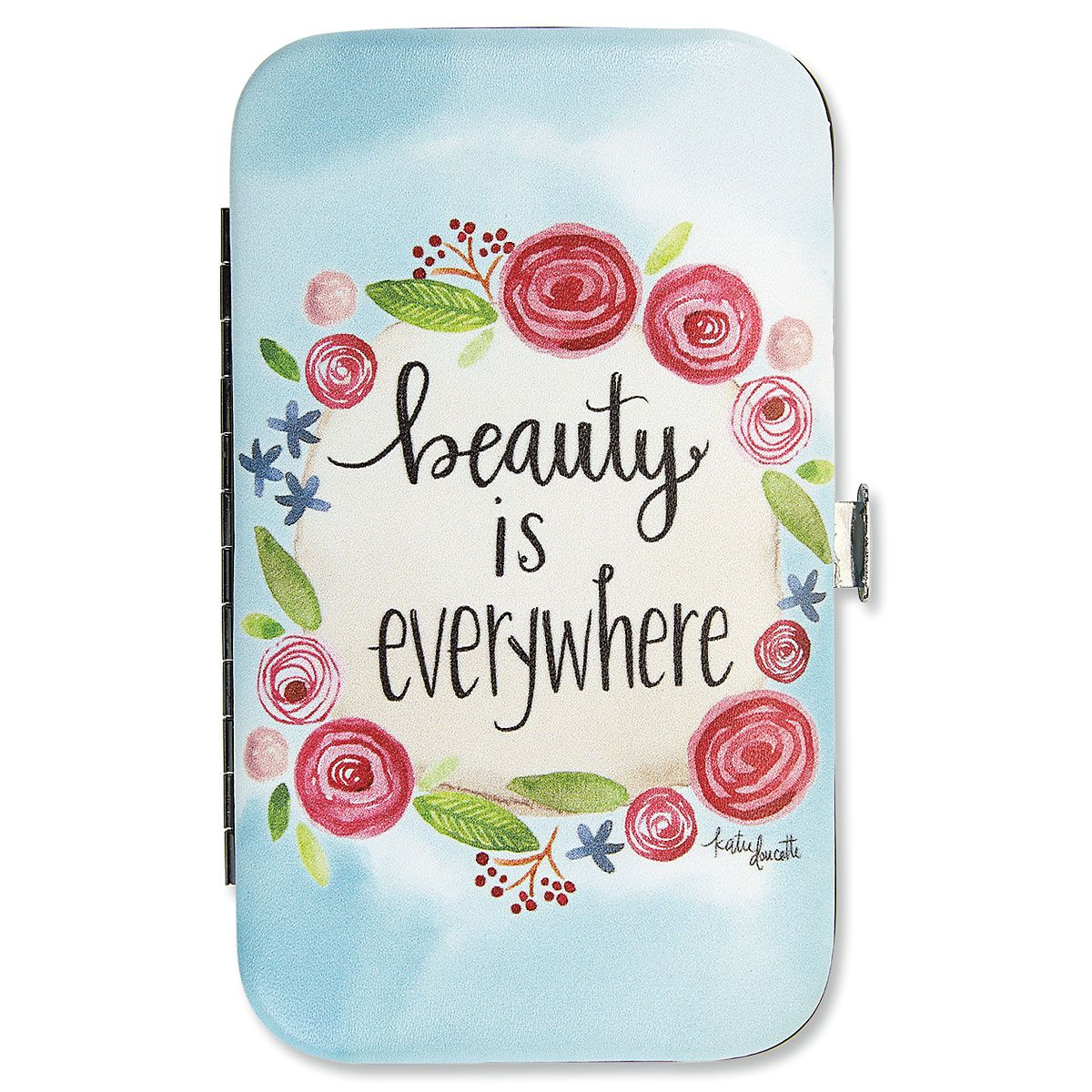 Beauty Is Everywhere 6-Piece Manicure Set