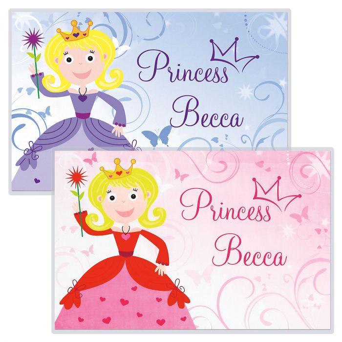 Kids' Princess Place Mat