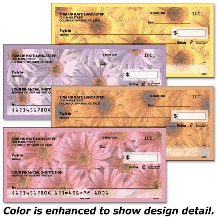 Daisy Delight Duplicate Checks