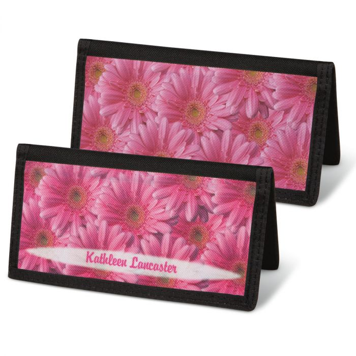 Daisy Delight Personal Checkbook Covers