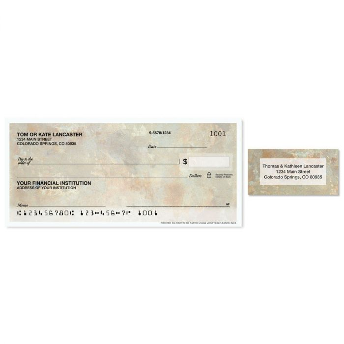 Tuscan Duplicate Checks with Matching Address Labels