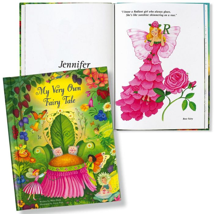 My Very Own Fairy Tale Personalized Storybook