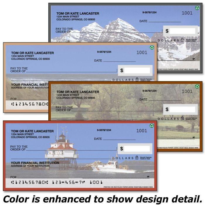 Scenes of America Duplicate Checks