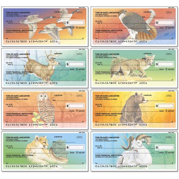 Wildlife Personal Checks