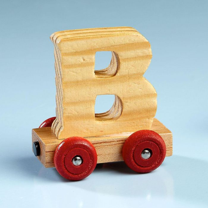 Letter Car &#45 B