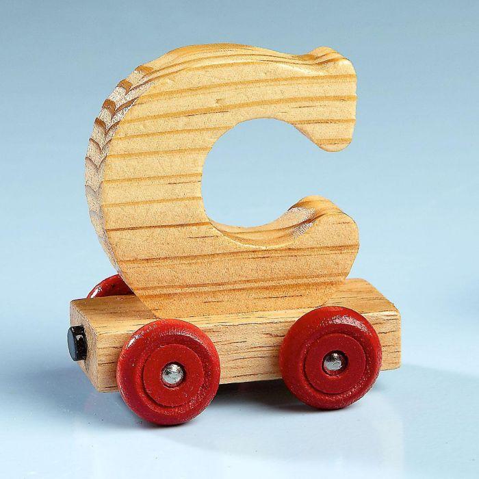 Letter Car &#45 C