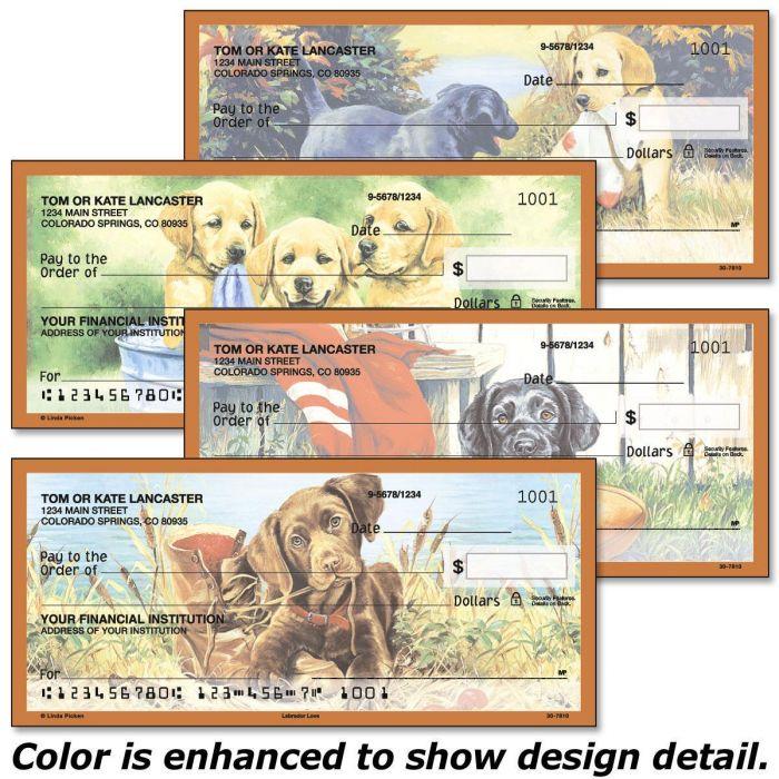Labrador Love Duplicate Checks