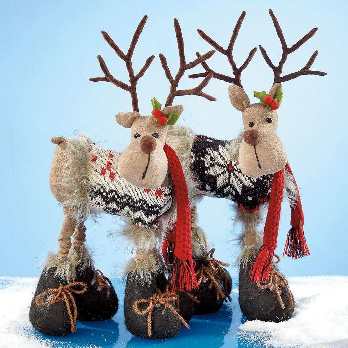 Sweater Reindeer