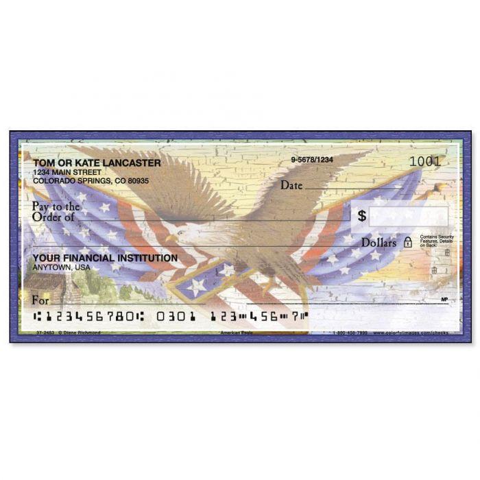 American Eagle Personal Checks