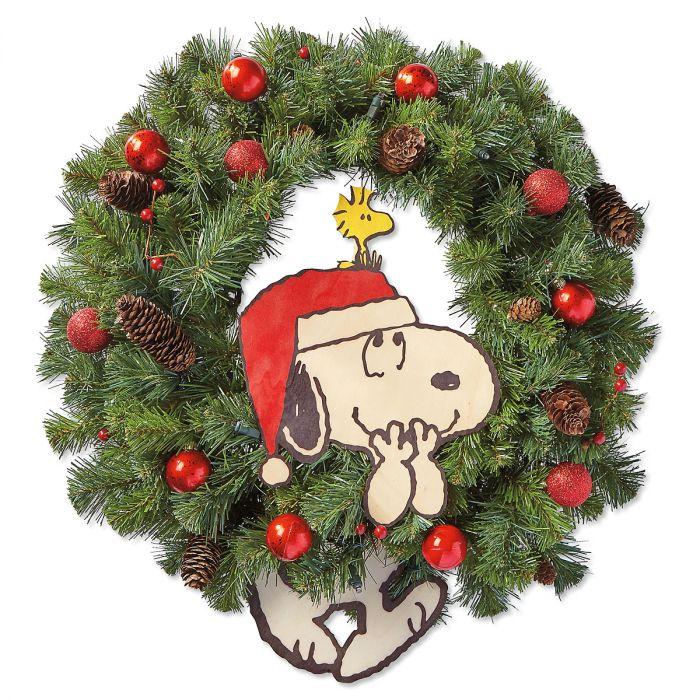 PEANUTS® Snoopy™ Wreath Dangler