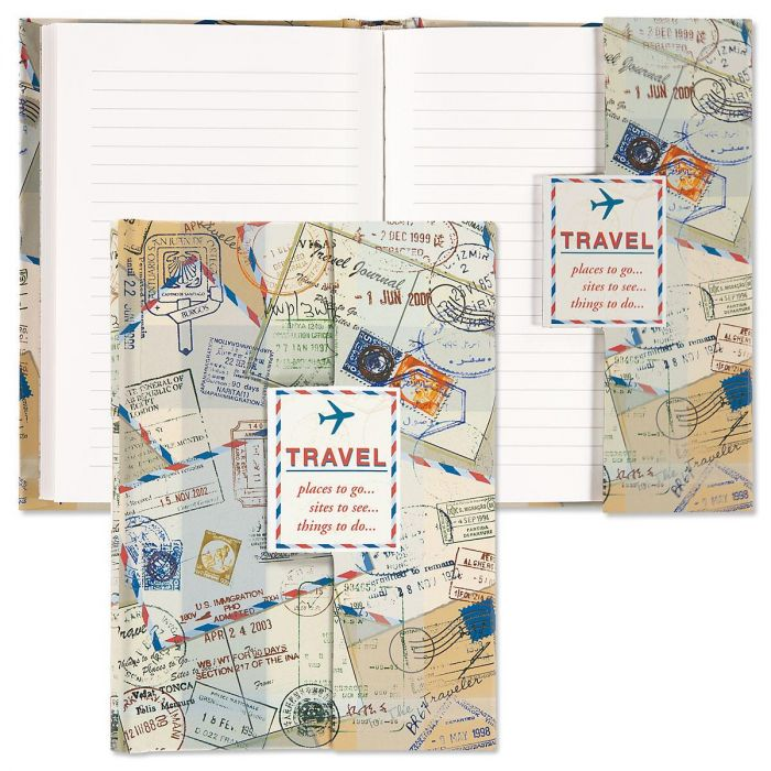 Travel Daily Journal